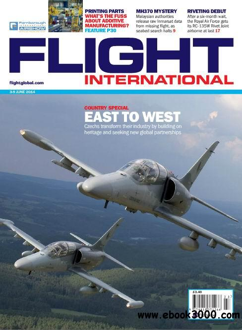 Flight International 3-9 June 2014 free download