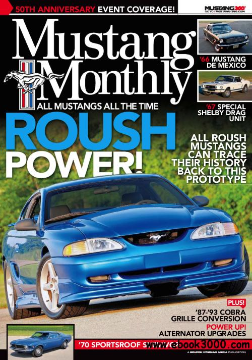 Mustang Monthly - July 2014 free download