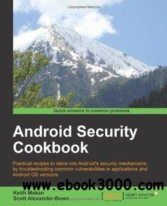 Android Security Cookbook free download