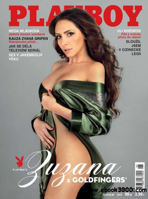 Playboy Czech - June 2014 free download