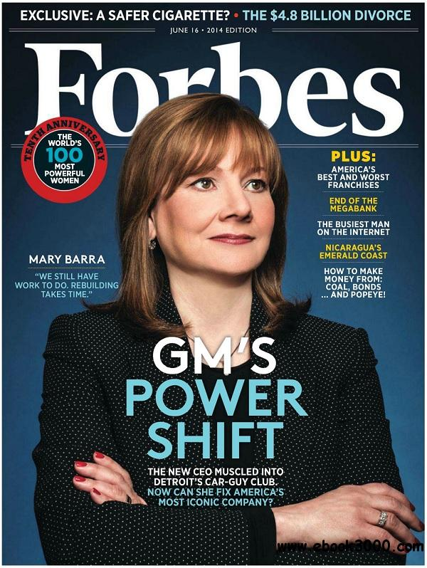 Forbes USA-June 16 2014 free download