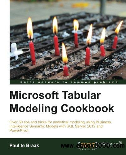 Microsoft Tabular Modeling Cookbook free download