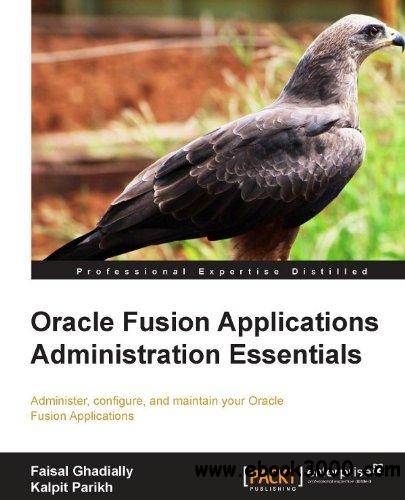 Oracle Fusion Applications Administration Essentials free download