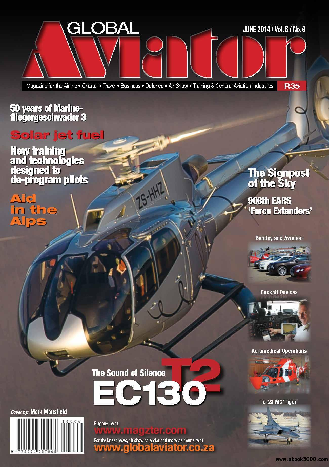 Global Aviator South Africa - June 2014 free download