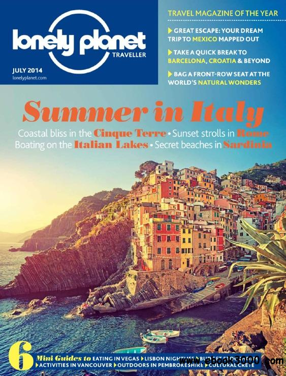 Lonely Planet Traveller - July 2014 free download