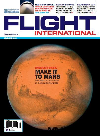 Flight International 10-16 June 2014 free download