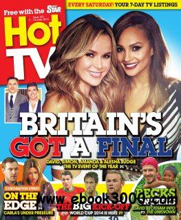 Hot TV - 7 June-13 June 2014 free download