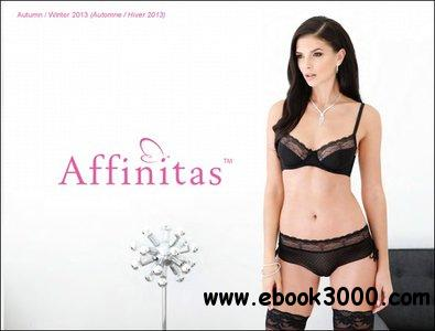 Affinitas Intimates - Lingerie Autumn Winter Collection Catalog 2013 free download