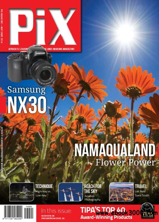 PiX magazine - May / June 2014 free download