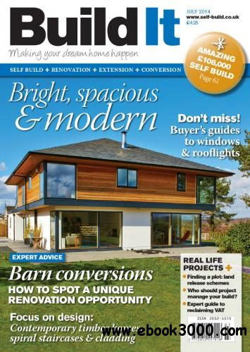 Build It + Home Improvement - July 2014 free download