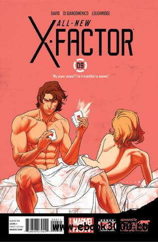 All-New X-Factor 009 (2014) free download