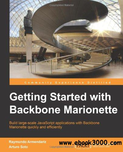 Getting Started with Backbone Marionette free download