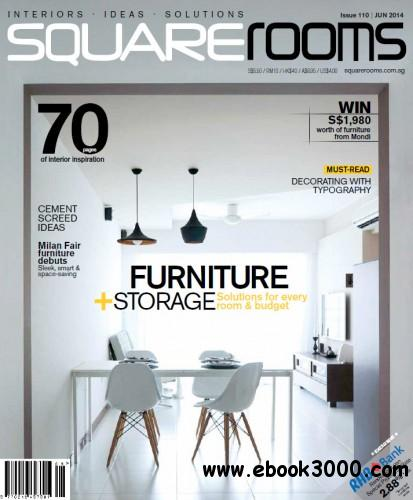 Square Rooms - June 2014 free download