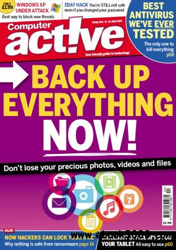 Computeractive UK - Issue 425 2014 free download