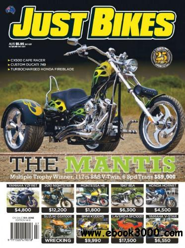 Just Bikes - July 2014 free download