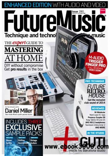 Future Music - July 2014 free download