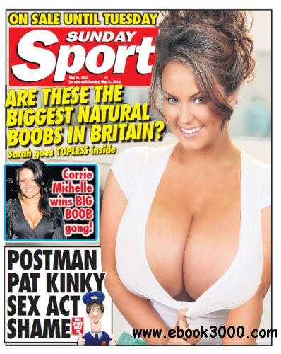 Sunday Sport - May 25 2014 free download