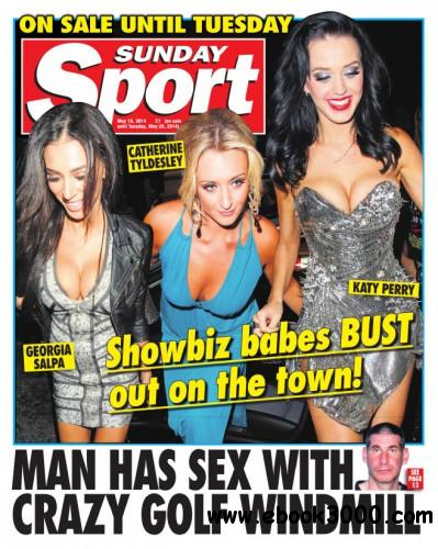 Sunday Sport - May 18 2014 free download