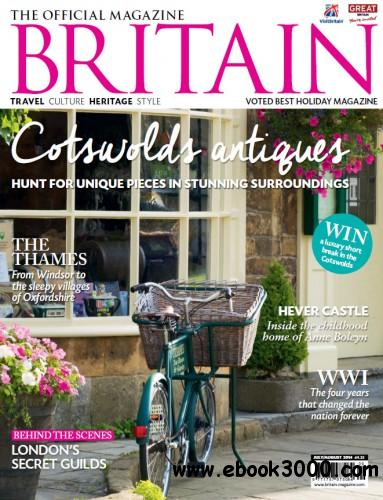 Britain - July August 2014 free download