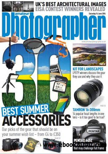 Amateur Photographer - 14 June 2014 free download