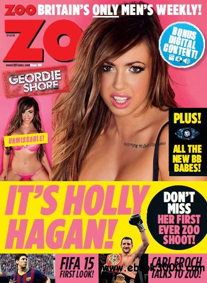Zoo (UK) Magazine June 13 2014 free download