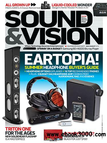 Sound & Vision - July - August 2014 free download