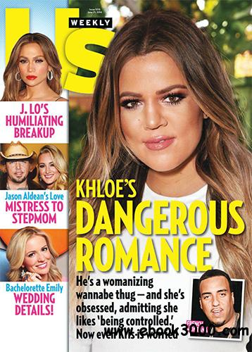 Us Weekly - 23 June 2014 free download