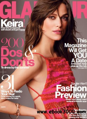 Glamour USA - July 2014 free download