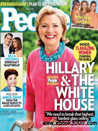 People - 16 June 2014 free download