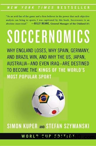 Soccernomics, World Cup Edition free download