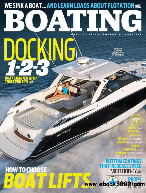 Boating - July/August 2014 free download