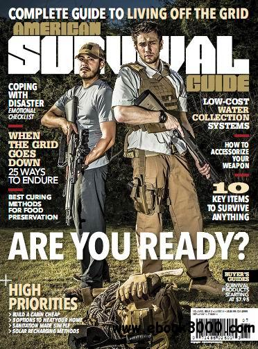 American Survival Guide - July 2014 free download