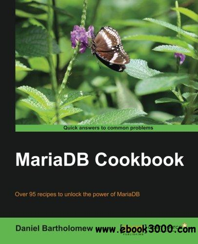MariaDB Cookbook free download