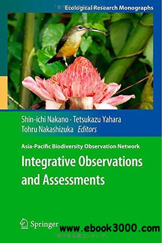 Integrative Observations and Assessments free download