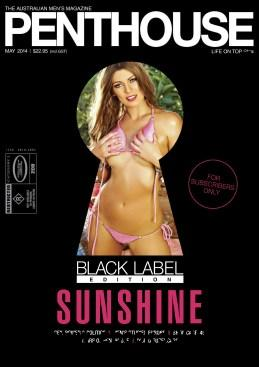 Australian Penthouse Black Label - May 2014 free download