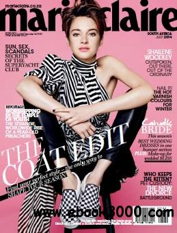 Marie Claire South Africa - July 2014 download dree