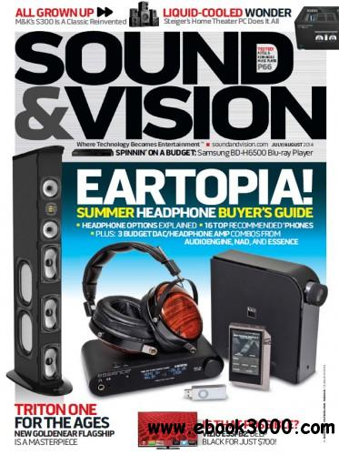 Sound & Vision - July August 2014 free download