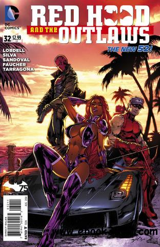 Red Hood and the Outlaws 032 (2014) free download