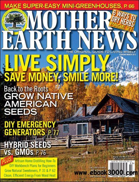 Mother Earth News - February/March 2013 free download