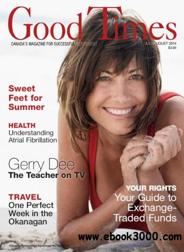 Good Times - July August 2014 free download