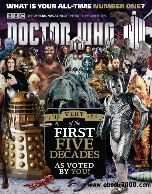 Doctor Who - Issue 474, July 2014 free download