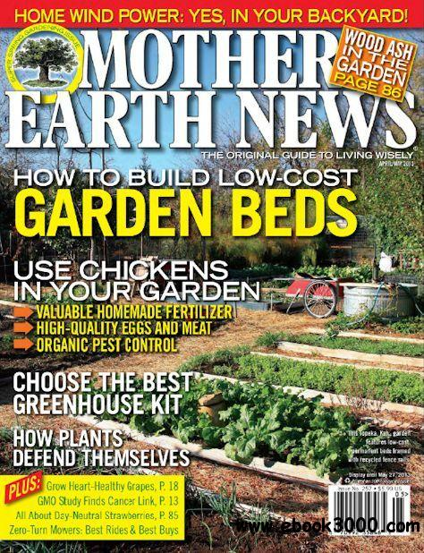 Mother Earth News - April/May 2013 free download