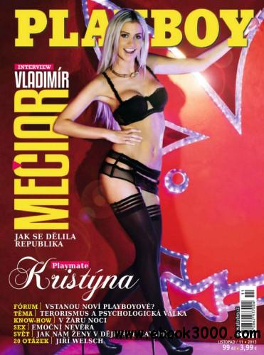 Playboy - November 2013 Czech Republic free download
