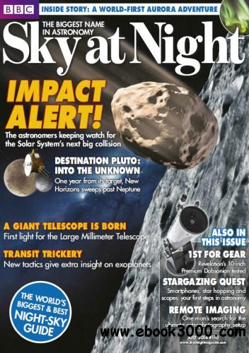 Sky at Night - July 2014 free download