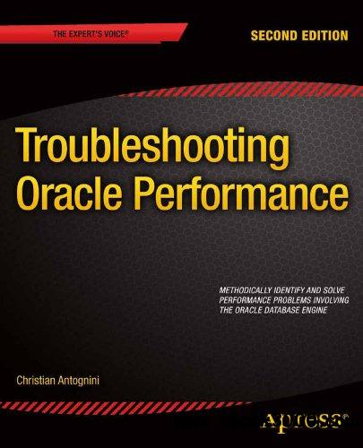 Troubleshooting Oracle Performance (2nd edition) free download