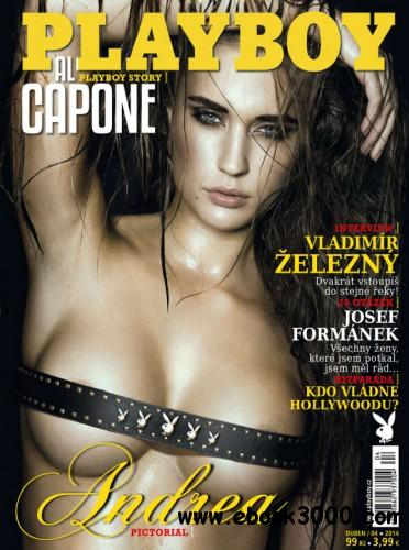 Playboy - May 2014 Czech Republic free download