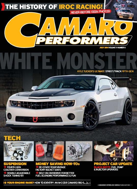 Camaro Performers - July 2014 free download