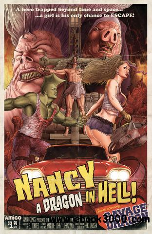 Nancy In Hell - A Dragon in Hell 001 (2014) free download