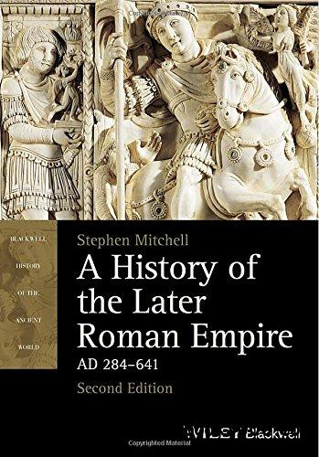 A History of the Later Roman Empire, AD 284C641, 2 edition free download