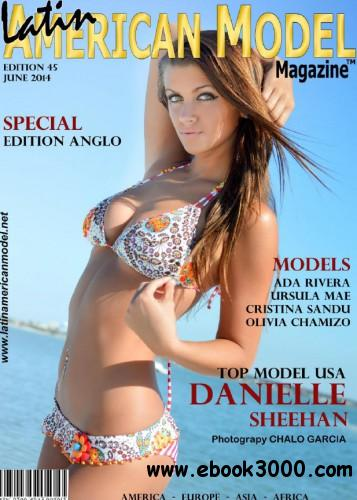 Latin American Model - June 2014 free download